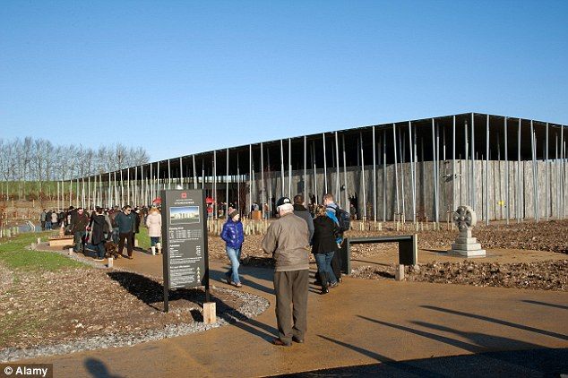 The £27m Stonehenge visitors centre has already attracted 500,000 tourists since it opened six months ago
