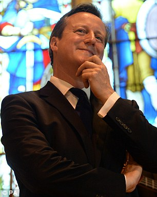 Absconded: Likewise, David Cameron gave up on Cornwall