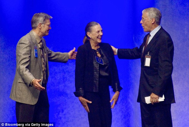 Rob Walton, Alice Walton, and Jim Walton, dominated three states with their inheritance from the Wal-Mart empire