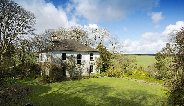 A real find: The Old Rectory bought at auction by Dominic Prince
