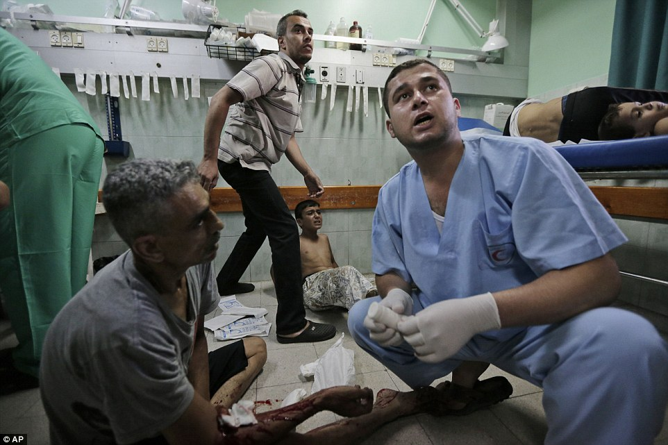 The state of Gaza's medical facilities has been the subject of several warnings by the UN and non-profit campaigns such as human rights group Amnesty International
