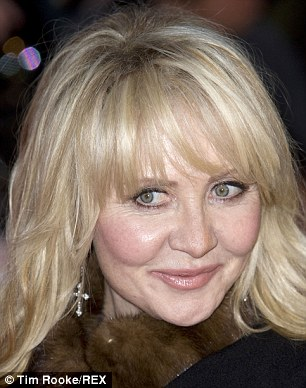 2009 With a flattering fringe, Lulu is 60  yet looks 20 years younger. She has launched her anti-ageing products range and her face is the perfect ad.