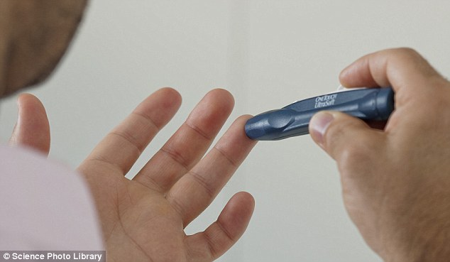 It is possible that stressful life events may, possibly, have triggered the onset of diabetes
