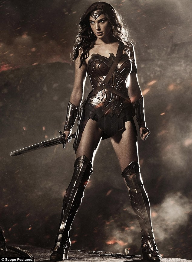 We've Xena this before: Gal Gadot's costume as Wonder Woman looks suspiciously like the Warrior Princess'