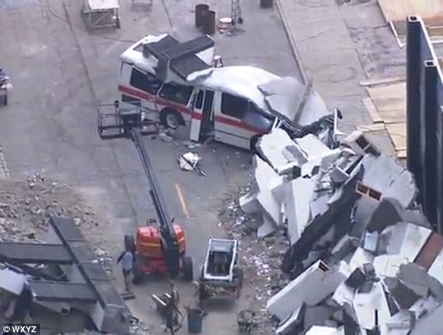 Holy carnage Batman: It appears the wanton destruction from Man Of Steel will continue unabated