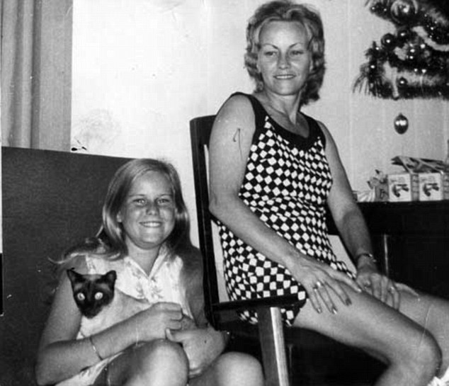 Criminal connections; Barbara McCulkin, pictured with 13-year-old daughter Vicky, was the estranged wife of a debt collector, Billy McCulkin, who had criminal connections. But the 34-year-old housewife was also described as a devoted mother-of-two who enjoyed making ballet costumes for her girls