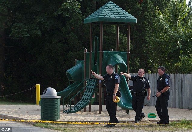Horrific: A 9-year-old boy died at the hospital after being attacked on the playground by a 12-year-old, police say. He was stabbed at least once in the back with a kitchen knife