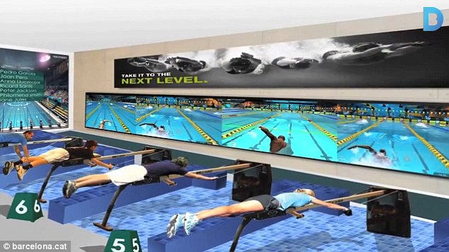 On your marks, get set, go: Open Camp will offer more than 50 virtual experiences including swimming in an Olympic-sized pool