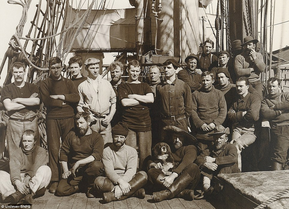 Colman's Mustard went on the Terra Nova expedition to the South Pole. Capt Scott wrote a letter at the time thanking the company for the mustard they had donated