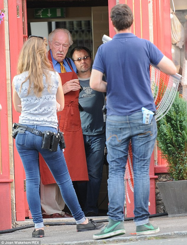 Deli: Howard is the owner of a delicatessen in the fictional village of Pagford