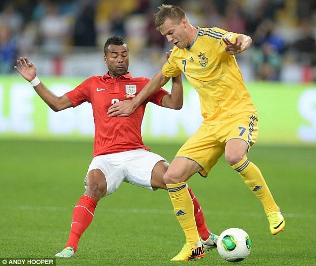Back in talks: Stoke have renewed their interest in Dynamo Kiev winger Andriy Yarmolenko