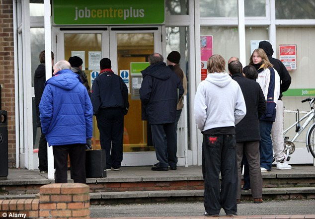 Progress? Figures show people in almost 8,000 households affected by the benefits cap have now got a job
