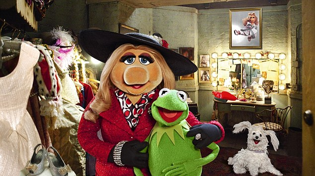 Miss Piggy gives us a tour of her dressing room ahead of the release of Muppets: Most Wanted on Blu-ray and DVD on Monday