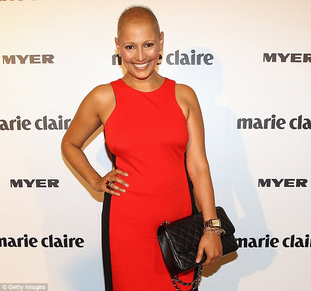 Survivor: The 40-year-old continues to inspire women after the brave way she fought through the illness