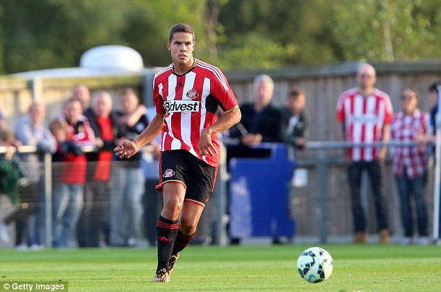 Recent signing: Sunderland brought Jack Rodwell to the Stadium of Light from Manchester City