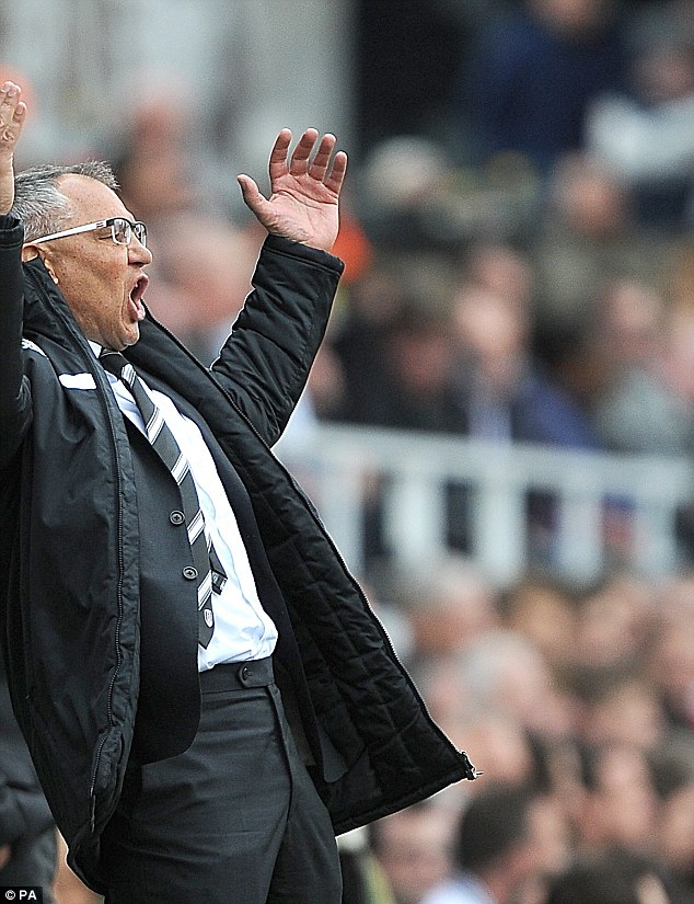 No patience: Magath says he doesn't want to work with players who don't want to be at the club