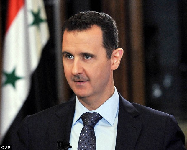 If it hadn¿t been for the good sense of the Commons, the Prime Minister would have intervened to rid Syria of President Assad. How ironic that he now backs US attacks on Assad¿s most vicious enemies