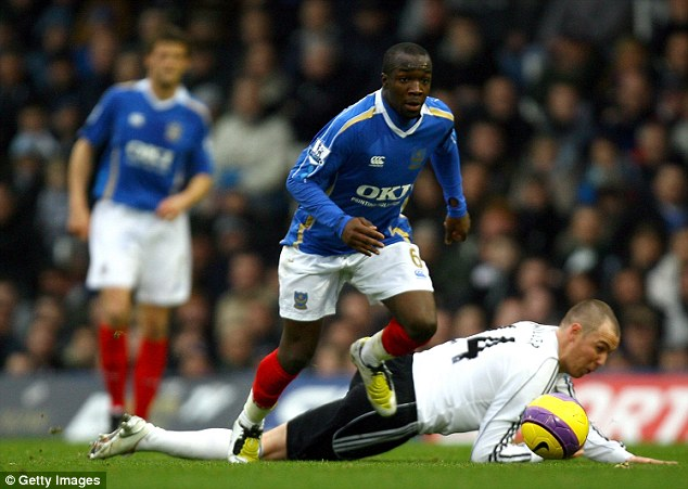 QPR target: Harry Redknapp is keen to be reunited with former Portsmouth midfielder Lassana Diarra