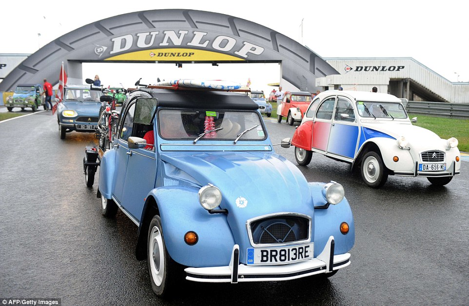 Nicknamed the 'Tin Snail', its recognisable shape and fascinating history has made the 2CV a classic