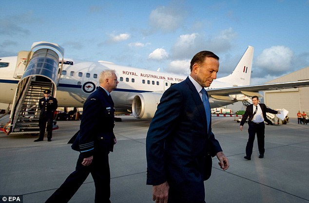 Mr Abbott will visit the Netherlands to discuss the progress of the investigation of flight MH17