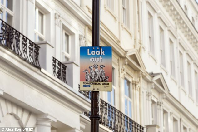 The Neighbourhood Watch study showed two-thirds of people believed getting to know their neighbours better would create stronger sense of community