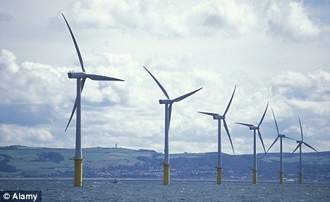 Wind power: UK to fund overseas energy