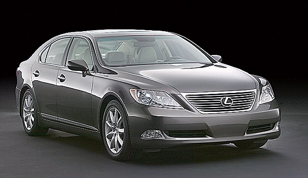In 2006 the self-parking Lexus LS460 was launched but was out of Jenni Murray's price bracket
