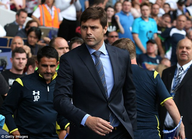 Vision: New manager Mauricio Pochettino has identified a number of targets he wants to land