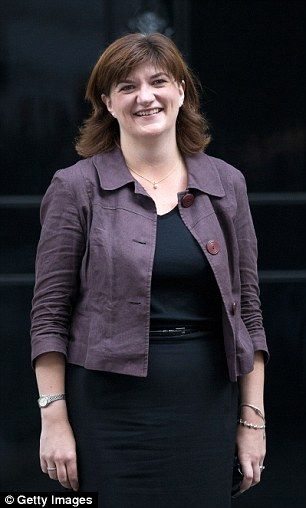 New Education Secretary Nicky Morgan's department says that independent schools must 'actively promote' British values