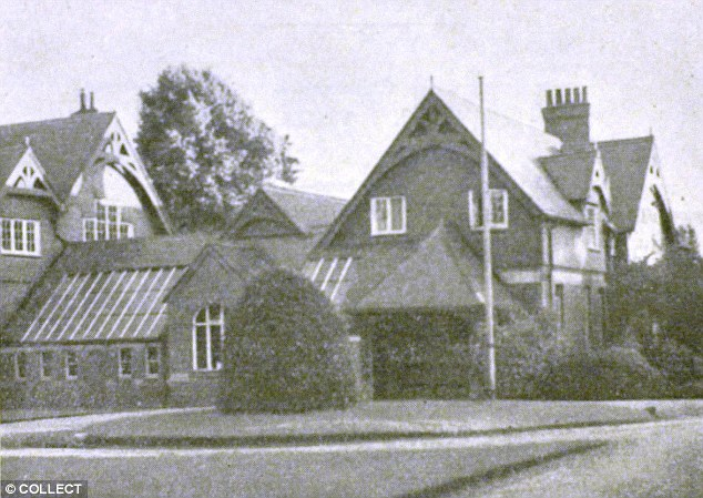 Notorious: Mother and baby homes such as this one in Chester were once to be found all over the country