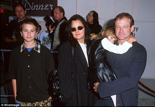 Family: Williams was married to film producer Marsha Garces from 1989 until a surprise split in 2010. The two had a son Cody and daughter Zelda