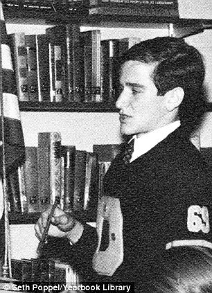 Robin Williams Junior Year 1968..Detroit Country Day School, Birmingham, MI..Debate..Credit: Seth Poppel/Yearbook Library