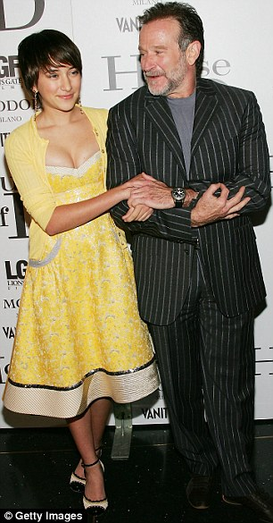 Zelda was by her father's side at the premiere of his film House Of D in April 2005