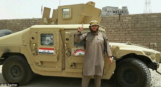 Khaled Sharrouf, a former Sydney resident, is thought to be fighting with al-Qaeda off-shoot Islamic State of Iraq and the Levant. Security agencies believe he left Australia using his brother's passport in December, and he will be arrested on terrorism-related charges if he ever returns to Australia.