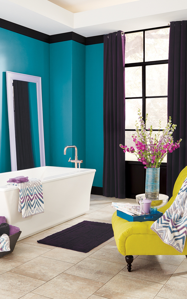 Bigger picture: In June, OPI and Ace Hardware teamed up for an exclusive line of Clark and Kensington interior paint colors paired with iconic corresponding OPI nail shades