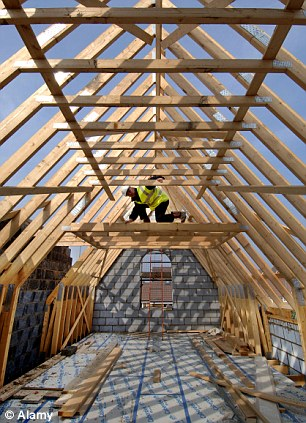 In demand: Workers in the construction sector
