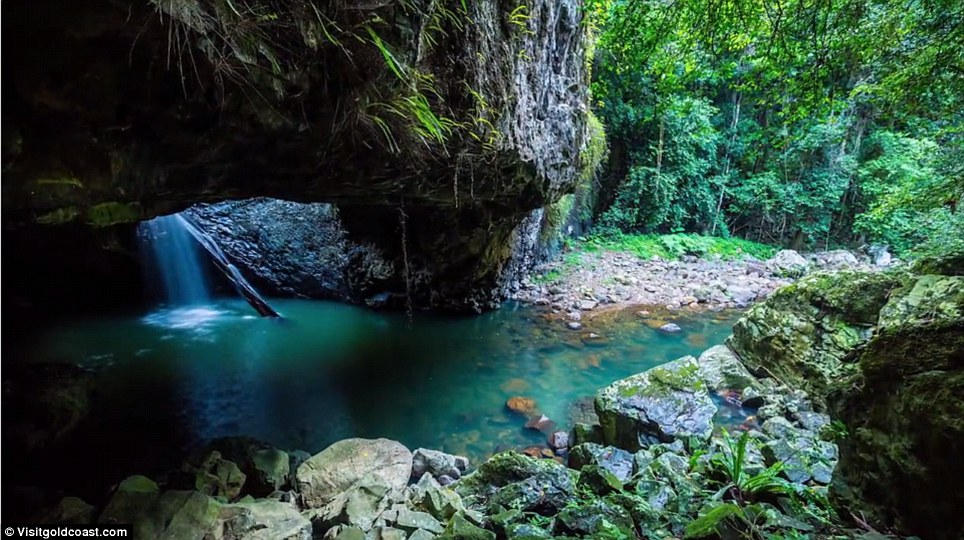 The film took more than two weeks to shoot all the footage for and features scenes in a serene rainforest
