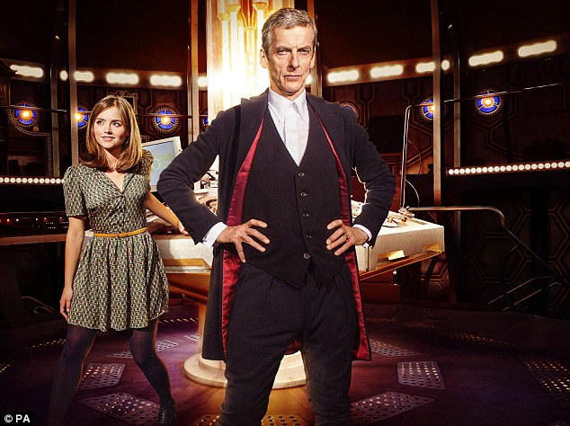 Countdown: Fans only have days to wait for Deep Breath, which will air on the BBC on August 23
