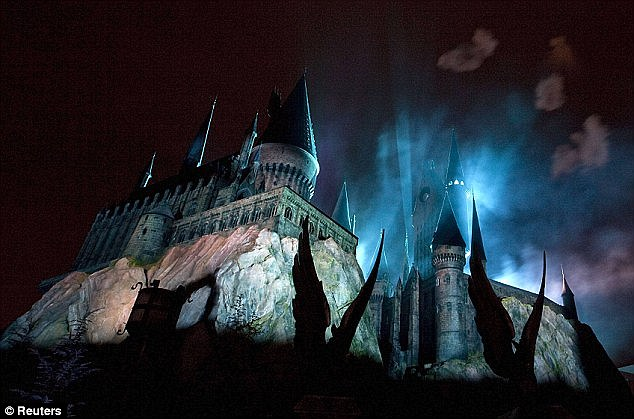 Universal Orlando Islands of Adventure launched The Wizarding World of Harry Potter in 2010