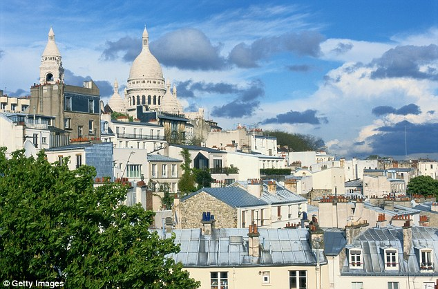 A little shimmer of magic: Most of the famous names of modern art have at some time lived in Montmarte