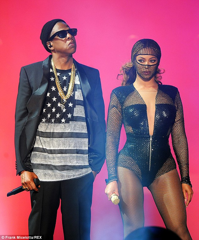 Beaten by Benedict! Jay Z and Beyonce Knowles have recently announced live dates