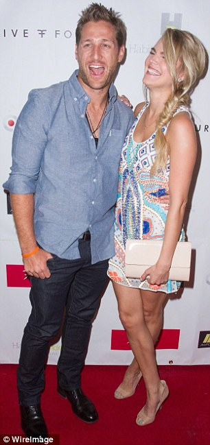 Relationship milestone: Nikki celebrated Juan Pablo's birthday for the first time with him