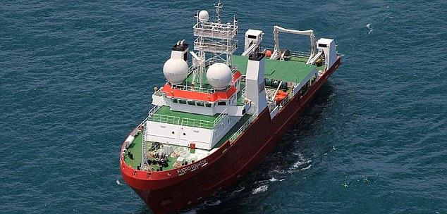 The Equator with a new crew on board is now on its way out to the southern Indian Ocean for a third mission searching for the wreckage of MH370. Fugro has 200 people working on the project, around the world