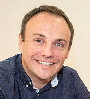 Not guilty: David Buttress, chief executive of Just Eat