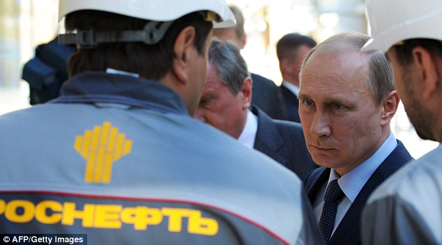 Ask Putin: Rosneft suggested that the Kremlin should take the money from the National Wealth Fund