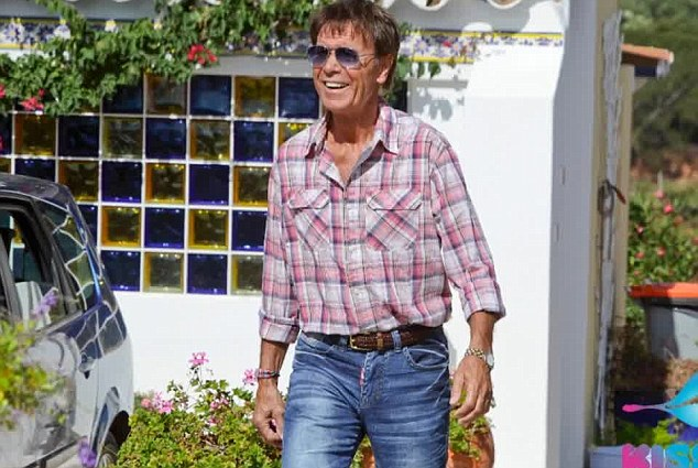 Cliff Richard has already spoken out against the BBC, claiming they were alerted to the raid before he was
