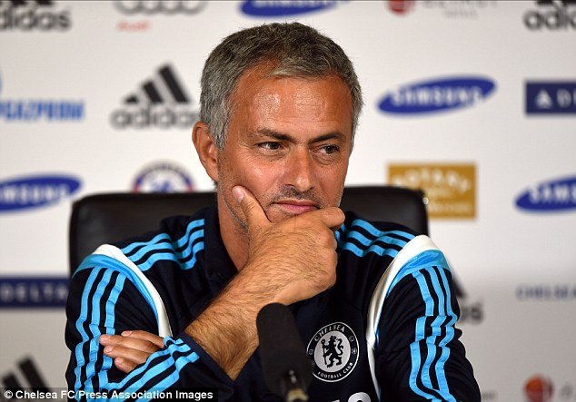 Change: Mourinho said that his team did not always have the right attitude last season