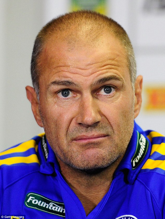 Furious Eels coach Brad Arthur said an NRL official told the ball boys that they cost Parramatta the game is an absolute disgrace