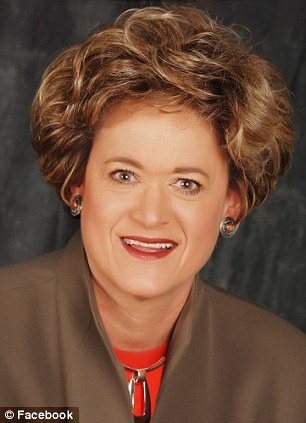 Perry stands accused of abusing his office by warning that he would veto funding for the Public Integrity Unit, which Lehmberg (L) runs. The governor made his threat in an attempt to get Lehmberg to resign following her drunk driving conviction (booking photo at right) in 2013