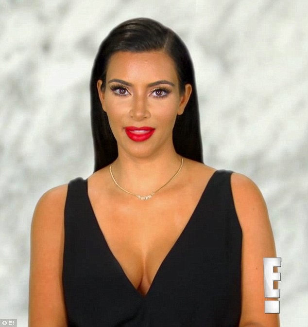 Kardashian continued: 'I get why she's hesitant on introducing anyone to the family, but if she's out and about all over the world with this guy, there's no reason she shouldn't share it with her family'